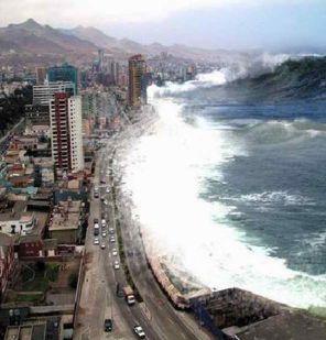 tsunami en japon